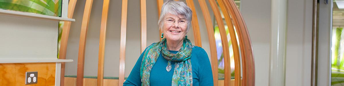 Professor Elaine Rush