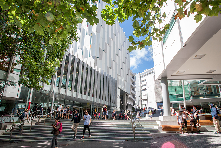 AUT's three campuses became smoke free in 2012, helping us provide a healthier environment
