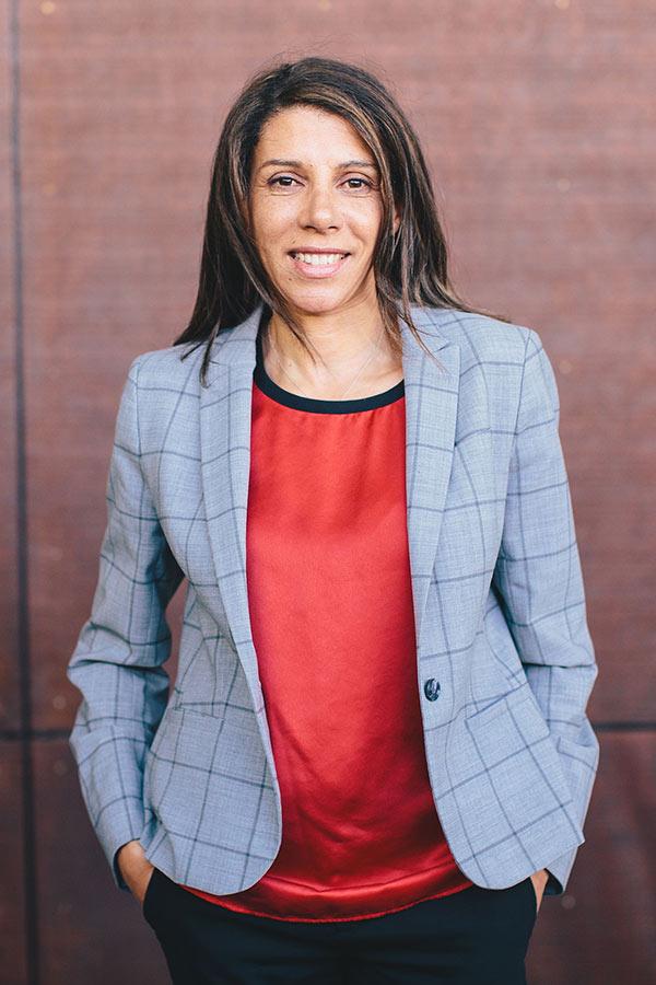 Erica Hinckson