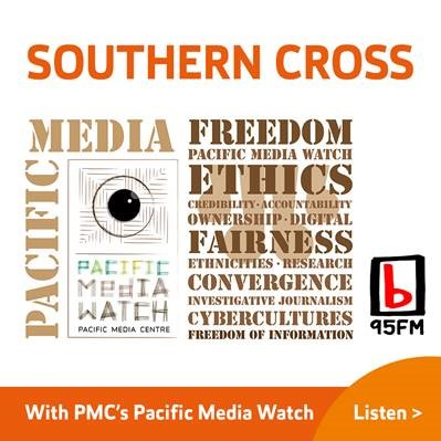 Southern Cross Radio programme by Pacific Media Centre