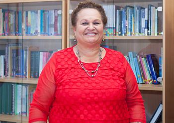 Professor Tania Ka'ai