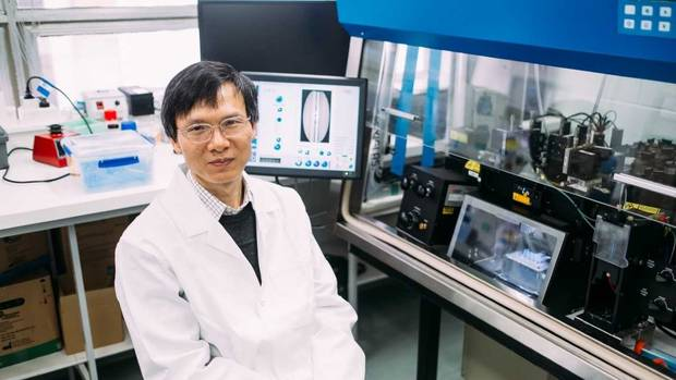 AUT University Associate Professor Dong-Xu Liu's research could help predict the best treatment for breast cancer patients.