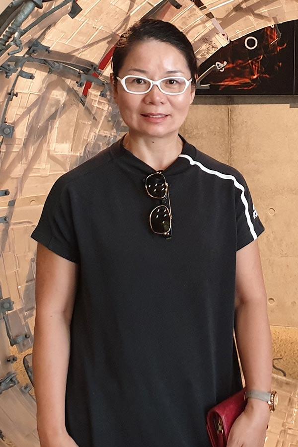 Jiang Caihong (Daisy Jiang)