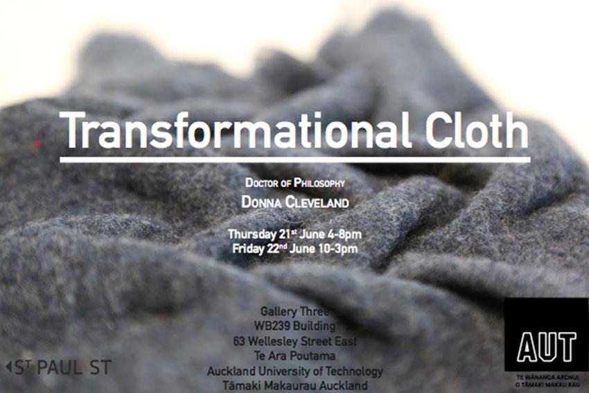 Transformer Cloth Exhibition