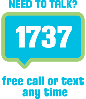 Free call or text 1737 to talk