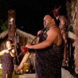 Cultural-performance at Mitai Maori Village, Rotorua