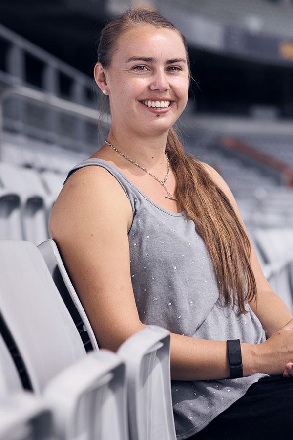 Chynna Laughton