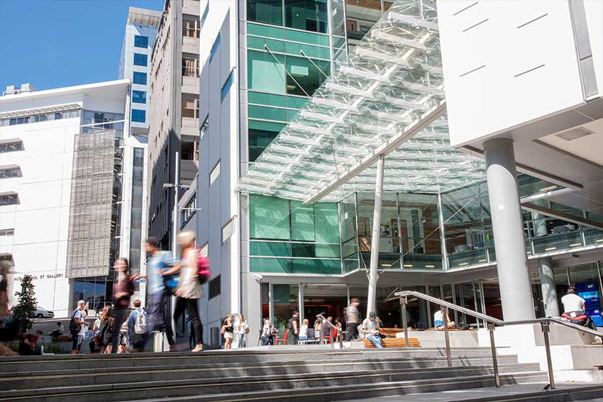 accounting-building at AUT