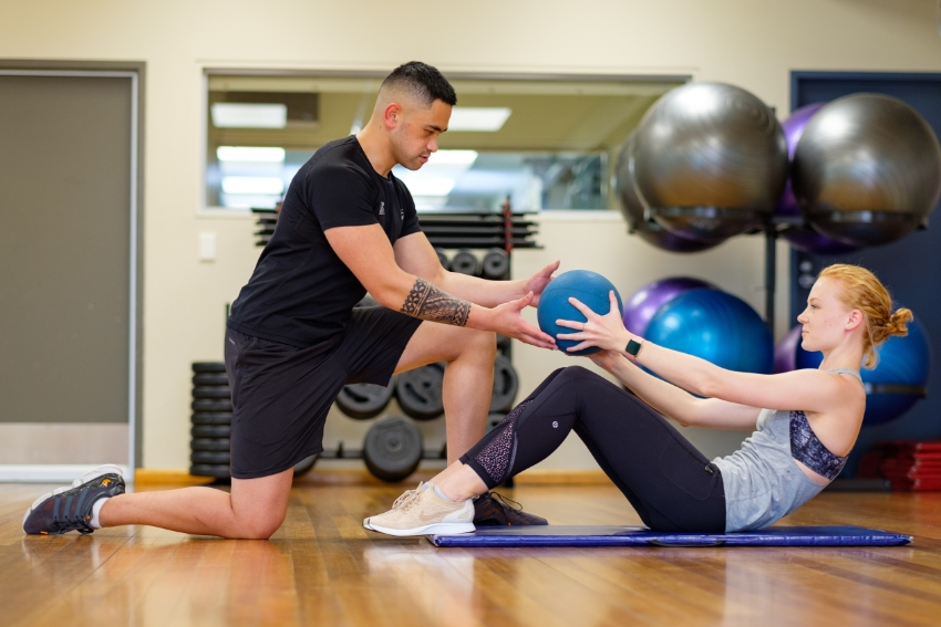 fitness degrees at AUT