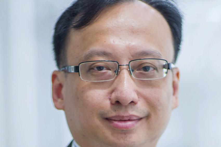 Peter Chong's inaugural professorial address
