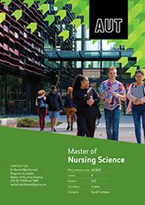 Master of Nursing Science