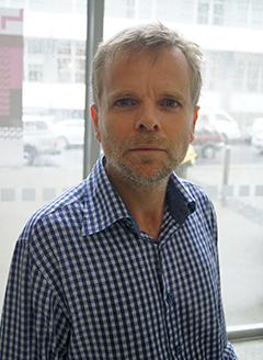 Professor Chris Braddock