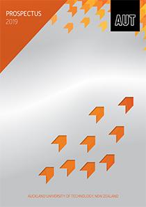 AUT Prospectus cover