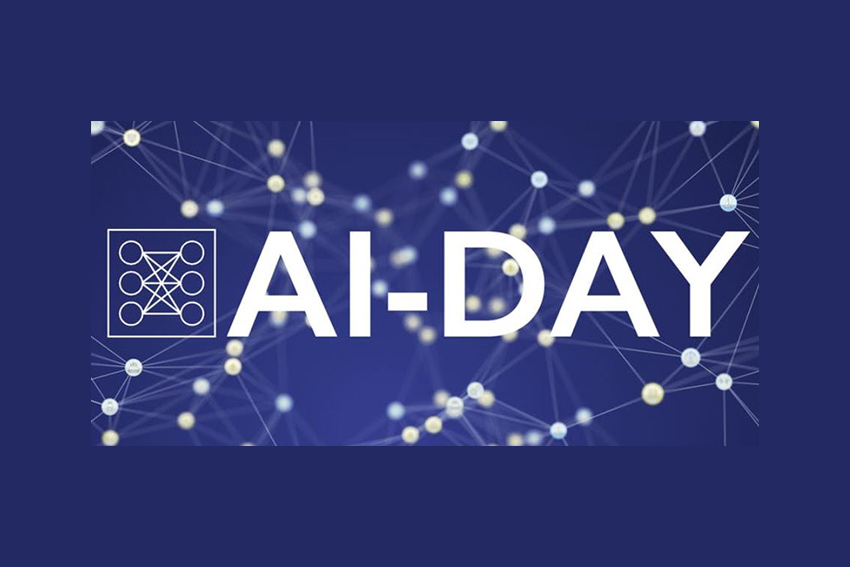 AI day poster