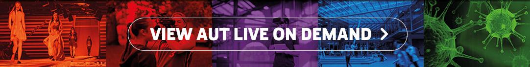 View AUT Live on demand