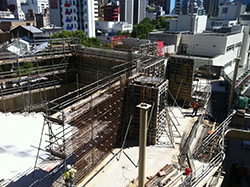 Sustainable construction at AUT