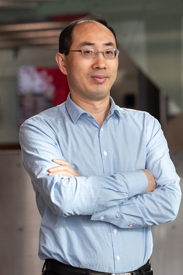 Photo of Alan Zhang