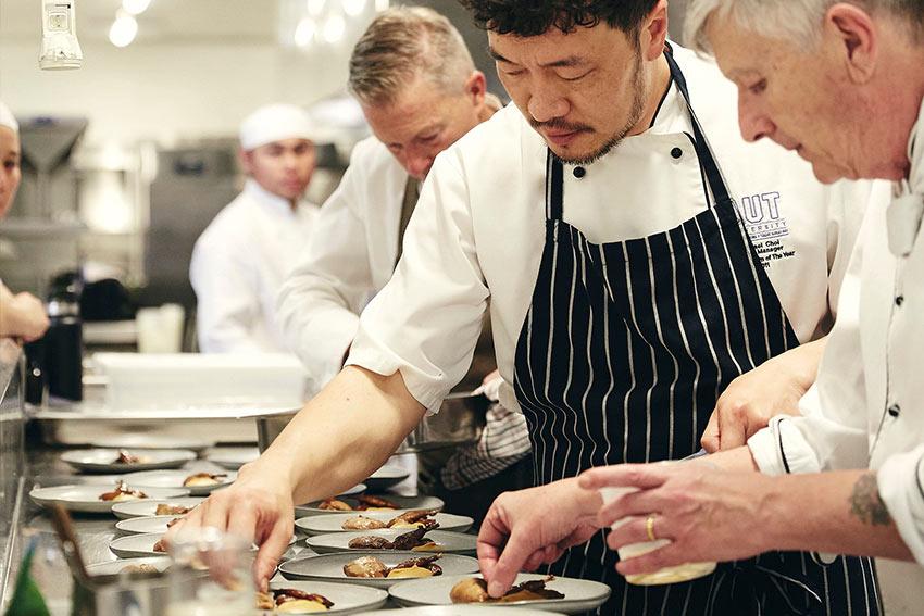 Culinary Arts Symposium: Home, Land & Sea