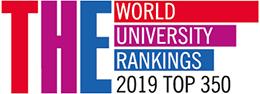 Time higher education world university rankings accreditation logo