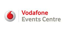 Vodafone Events Centre Logo