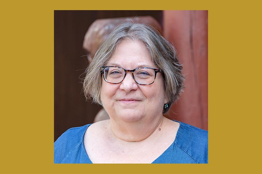Sharon Mazer - Te Ara Poutama staff image 600 - 2018