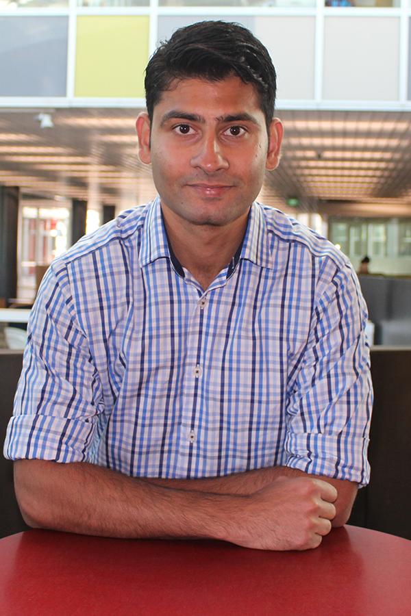 Dhruv Mohan