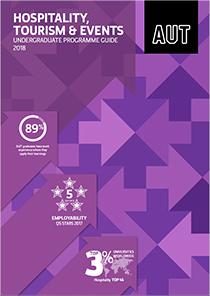 Hospitality, Tourism & Events Undergraduate Programme Guide