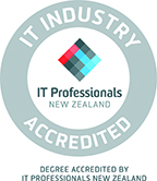 IT Industry Accredited Logo
