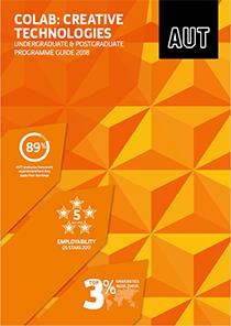 Colab: Creative Technologies Undergraduate & Postgraduate Programme Guide