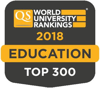 QS Stars Education top 300