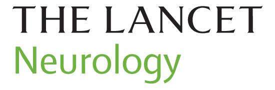 The Lancet Neurology Logo