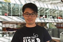 Photo of Jeremy Li