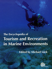 Tourism and Recreation in Marine Environments.