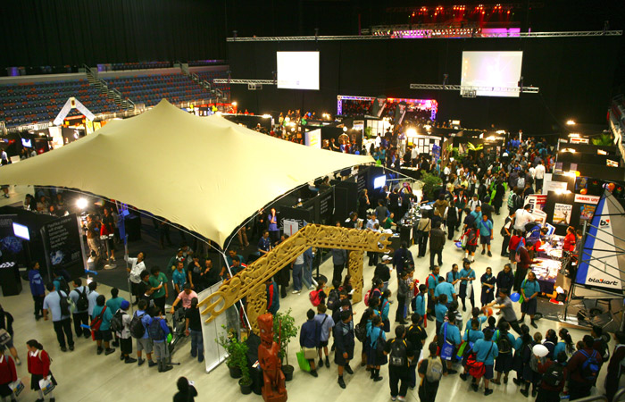 2009 - Maori Expo is bigger than ever ... more attendees, exhibitors and performers.