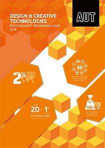 Design & Creative Technologies Postgraduate Programme Guide