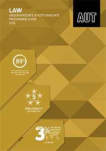 Law Undergraduate & Postgraduate Programme Guide