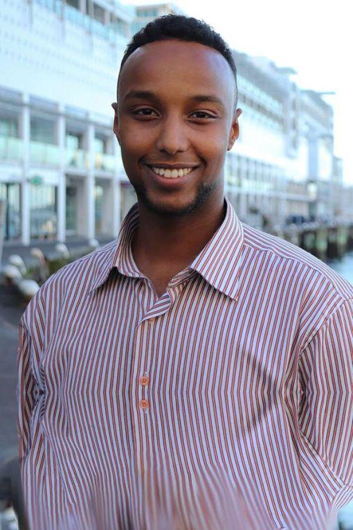 Mohamed Abdulkadir Mohamed