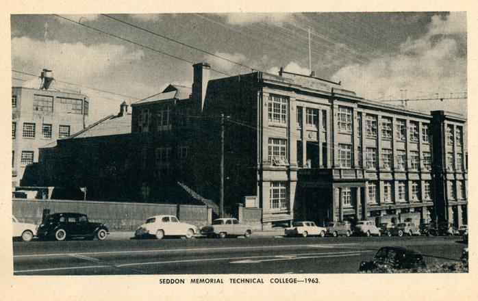 1963 — Seddon Memorial Technical College