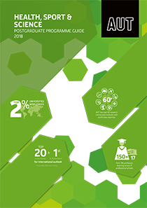 Health, Sport & Science Postgraduate Programme Guide