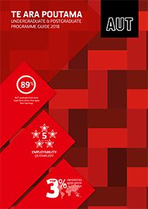 Te Ara Poutama Undergraduate & Postgraduate Programme Guide
