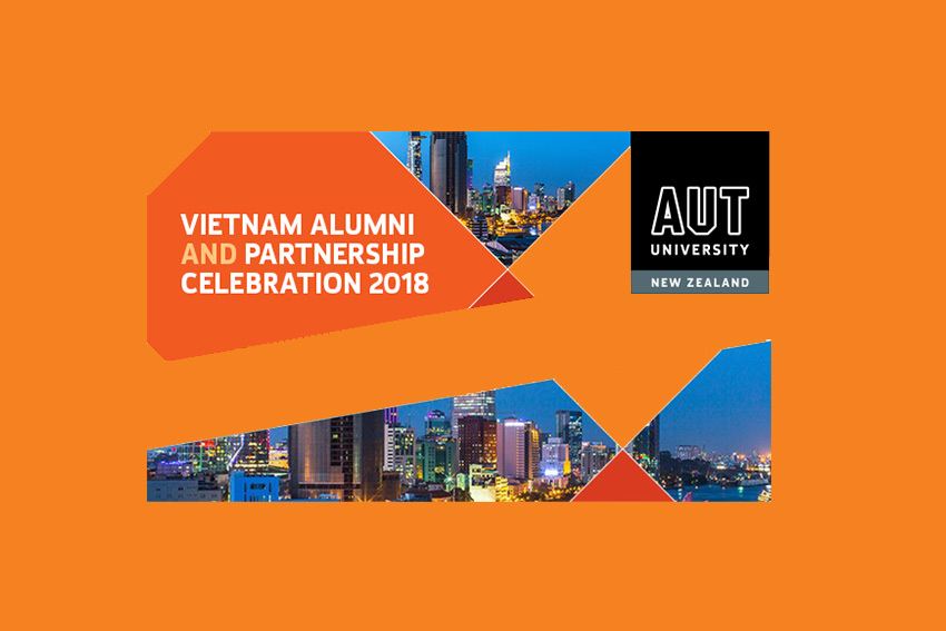AUT's Vietnam Alumni and Partners event