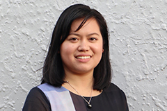 Photo of Tracy Han