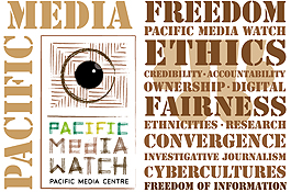 Pacific Media Watch