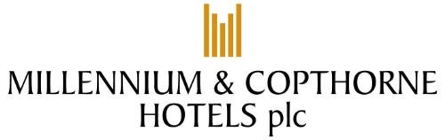 Millennium and Copthorne Hotels.