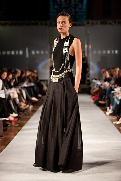 2009 AUT Rookie fashion show