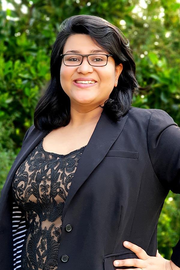 Mansi Jayantikumar Limbad